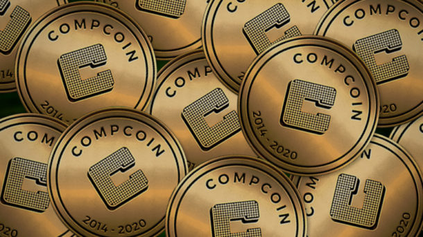 Compcoin brand refresh