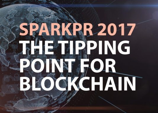 sparkpr-sparckchain-2017-the-tipping-point-for-blockchain